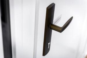 Zwarte deurkrukken