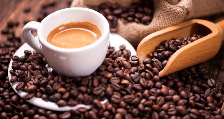 lekker bakje koffie