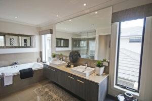 luxe uitstraling badkamer